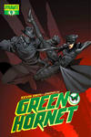 Cover Thumbnail for Green Hornet (2010 series) #4 [Joe Benitez Cover]