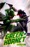 Cover for Green Hornet (Dynamite Entertainment, 2010 series) #10 [Greg Horn Cover]