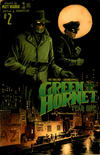 Cover Thumbnail for Green Hornet: Year One (2010 series) #2 [Francesco Francavilla Cover]