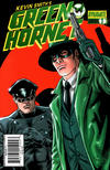 Cover for Green Hornet Annual (Dynamite Entertainment, 2010 series) #1 [Carlos Rafael Cover]