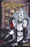 Cover Thumbnail for Brian Pulido's Lady Death: Art of Juan Jose Ryp (2007 series)  [Sultry]