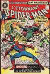 Cover for L'Étonnant Spider-Man (Editions Héritage, 1969 series) #43
