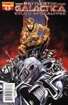 Cover for Battlestar Galactica: Cylon Apocalypse (Dynamite Entertainment, 2007 series) #4
