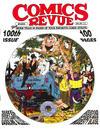 Cover for Comics Revue (Manuscript Press, 1985 series) #100