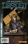Cover for Jim Butcher's the Dresden Files: Storm Front (Dynamite Entertainment, 2010 series) #3
