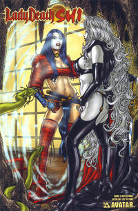 Cover Thumbnail for Lady Death / Shi (Avatar Press, 2007 series) #1