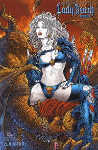 Cover Thumbnail for Brian Pulido's Lady Death: Sacrilege (Avatar Press, 2006 series) #0