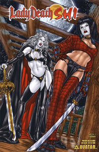 Cover Thumbnail for Lady Death / Shi Preview (Avatar Press, 2006 series)