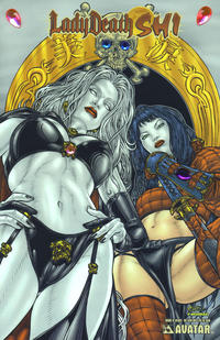 Cover for Lady Death / Shi (Avatar Press, 2007 series) #0