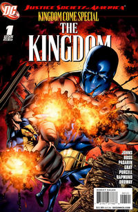 Cover Thumbnail for JSA Kingdom Come Special: The Kingdom (DC, 2009 series) #1 [Fernando Pasarin Cover]