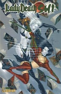 Cover Thumbnail for Lady Death / Shi (Avatar Press, 2007 series) #2