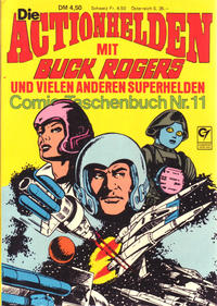 Cover Thumbnail for Die Actionhelden (Condor, 1978 series) #11