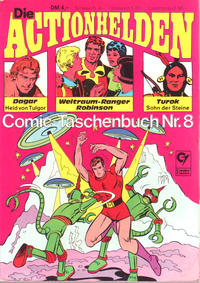 Cover Thumbnail for Die Actionhelden (Condor, 1978 series) #8