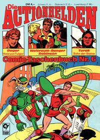 Cover Thumbnail for Die Actionhelden (Condor, 1978 series) #6