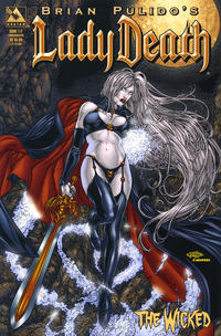 Cover Thumbnail for Lady Death: The Wicked (Avatar Press, 2005 series) #1/2