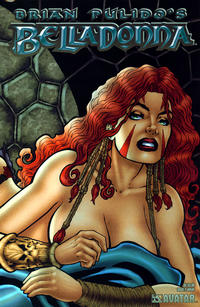 Cover Thumbnail for Brian Pulido's Belladonna (Avatar Press, 2004 series) #2
