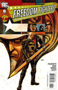 Cover Thumbnail for Freedom Fighters (DC, 2010 series) #6