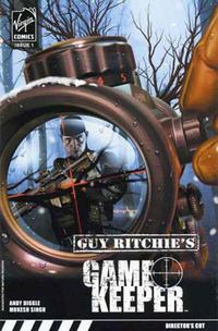 Cover for Gamekeeper (Virgin, 2007 series) #1 [Neelakash K. Cover]