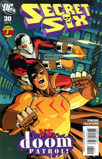 Cover Thumbnail for Secret Six (DC, 2008 series) #30