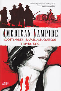 Cover Thumbnail for American Vampire (DC, 2010 series) #1
