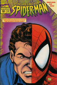 Cover Thumbnail for The Spectacular Spider-Man (Marvel, 1976 series) #220