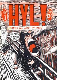 Cover Thumbnail for Hyl! (Konjunksjon Kartoons, 1990 series) #1