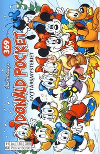 Cover Thumbnail for Donald Pocket (Hjemmet / Egmont, 1968 series) #369