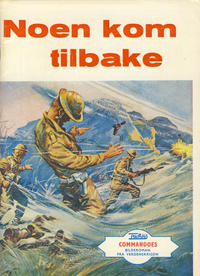 Cover Thumbnail for Commandoes (Fredhøis forlag, 1973 series) #18