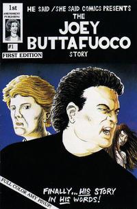 Cover Thumbnail for He Said/She Said Comics (First Amendment Publishing, 1993 series) #1