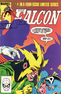 Cover Thumbnail for Falcon (Marvel, 1983 series) #4 [Direct]