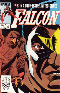 Cover Thumbnail for Falcon (Marvel, 1983 series) #3 [Direct]