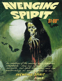 Cover Thumbnail for Avenging Spirit (Gredown, 1984 series) #[nn]