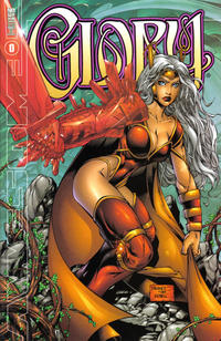 Cover Thumbnail for Glory (Awesome, 1999 series) #0 [Peterson Cover]