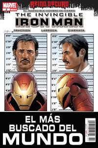 Cover Thumbnail for El Invencible Hombre de Hierro, the Invincible Iron Man (Editorial Televisa, 2010 series) #2