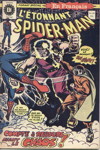 Cover Thumbnail for L'Étonnant Spider-Man (Editions Héritage, 1969 series) #20