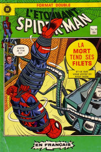 Cover Thumbnail for L'Étonnant Spider-Man (Editions Héritage, 1969 series) #10