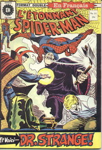 Cover Thumbnail for L'Étonnant Spider-Man (Editions Héritage, 1969 series) #11