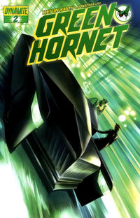 Cover for Green Hornet (Dynamite Entertainment, 2010 series) #2 [Joe Benitez regular]