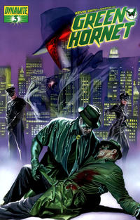Cover Thumbnail for Green Hornet (Dynamite Entertainment, 2010 series) #3 [Alex Ross regular cover]