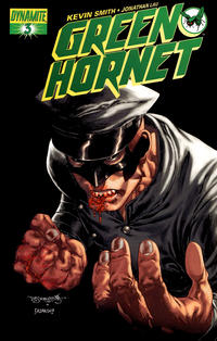 Cover Thumbnail for Green Hornet (Dynamite Entertainment, 2010 series) #3 [Stephen Segovia cover]