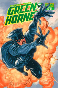 Cover Thumbnail for Green Hornet (Dynamite Entertainment, 2010 series) #4 [Stephen Segovia Cover]