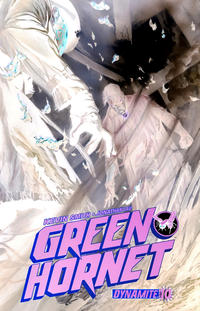 Cover Thumbnail for Green Hornet (Dynamite Entertainment, 2010 series) #10 [Negative Art Incentive Cover]