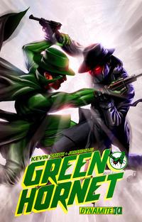 Cover Thumbnail for Green Hornet (Dynamite Entertainment, 2010 series) #10 [Greg Horn Cover]