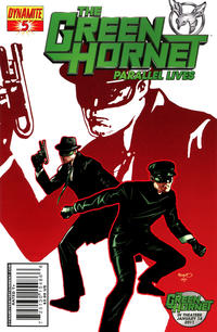 Cover Thumbnail for Green Hornet: Parallel Lives (Dynamite Entertainment, 2010 series) #5
