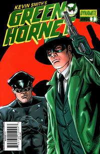 Cover Thumbnail for Green Hornet Annual (Dynamite Entertainment, 2010 series) #1 [Carlos Rafael Cover]