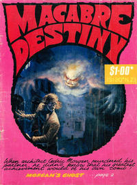 Cover Thumbnail for Macabre Destiny (Gredown, 1984 series)