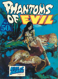 Cover Thumbnail for Phantoms of Evil (Gredown, 1975 ? series) #5