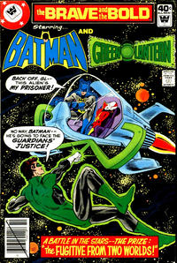 Cover Thumbnail for The Brave and the Bold (DC, 1955 series) #155 [Whitman]