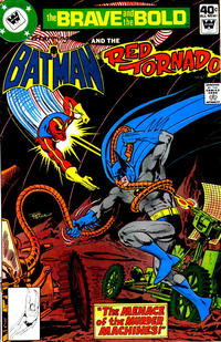 Cover Thumbnail for The Brave and the Bold (DC, 1955 series) #153 [Whitman]