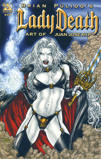 Cover Thumbnail for Brian Pulido's Lady Death: Art of Juan Jose Ryp (Avatar Press, 2007 series)
